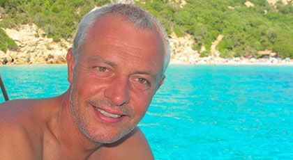 Jean-Michel - Skipper du voilier Luckystar