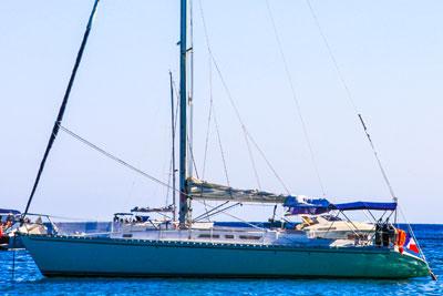Voilier Luckystar - Croisière en Corse avec skipper