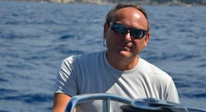 Pascal - Skipper du voilier Luckystar