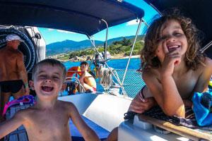 Vacances en Corse en famille