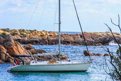 Programme croisière en voilier en Corse - Luckystar
