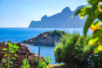 Programme croisière en Corse - Luckystar