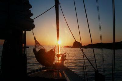 Programme croisière en Corse avec skipper - Luckystar