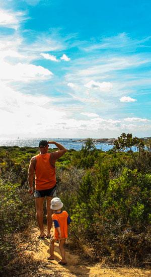 Balade en Corse pendant une croisière - Luckystar