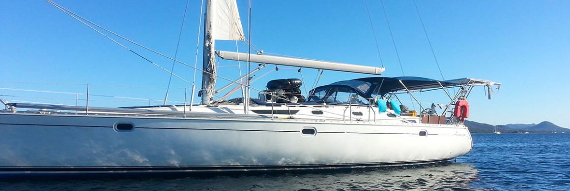 Location voilier Corse avec Skipper - Diamant Bleu