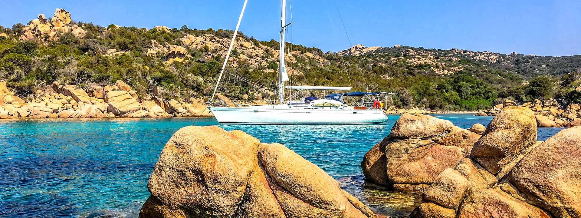 Location voilier Corse avec skipper