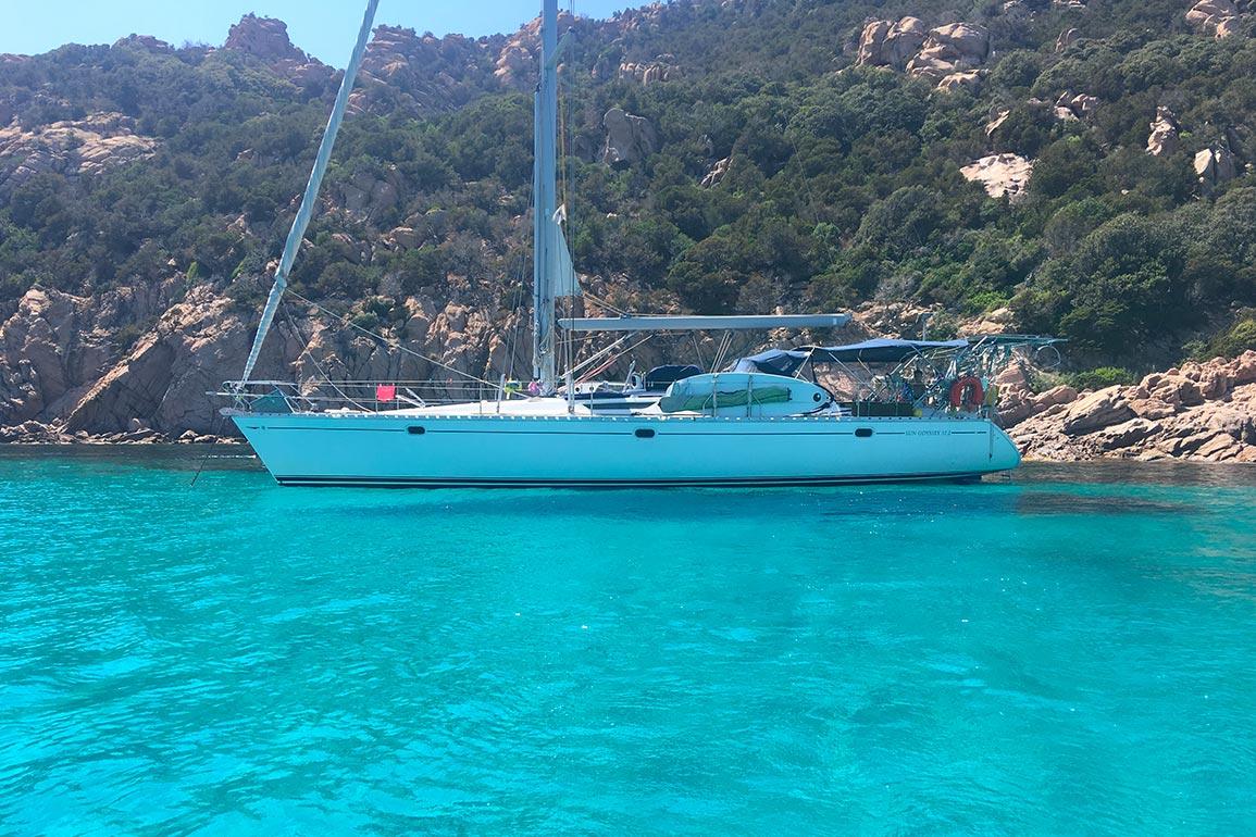 Location voilier Corse avec skipper |Diamant Bleu