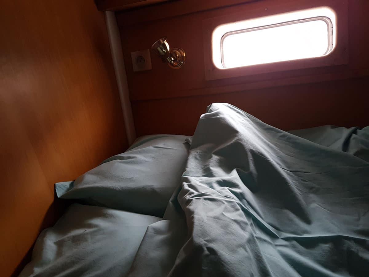 Cabine avec lit de 120 cm
