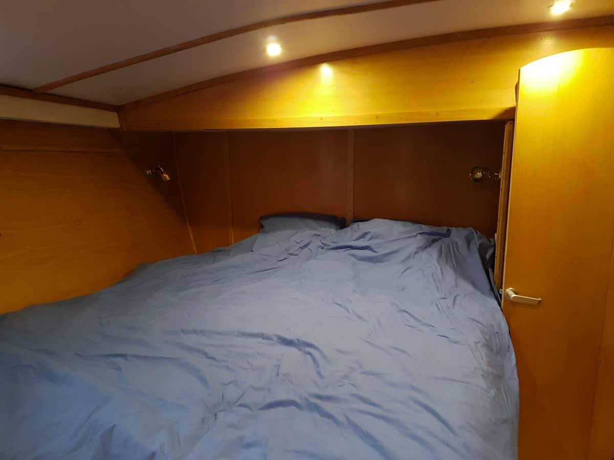 Cabine avec lit de 160 cm